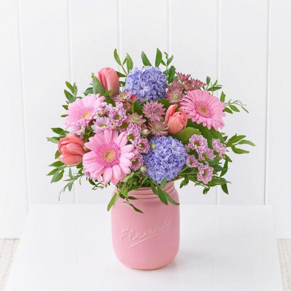 Pretty Blossoms Jar Plus