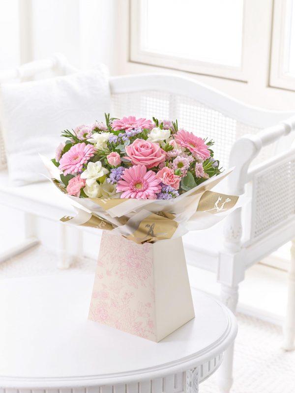 Pink Gift Box Plus