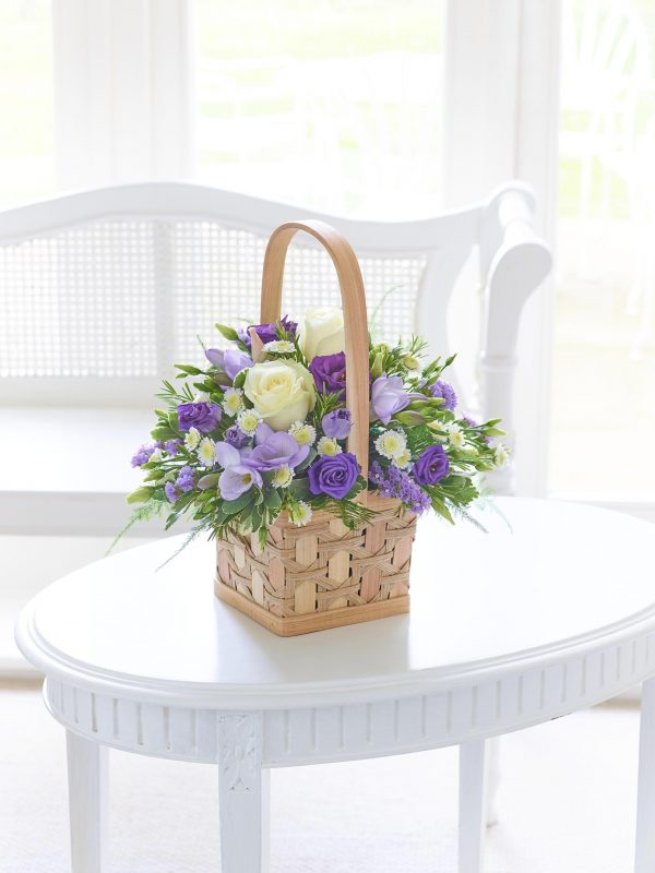 Scented Lilac And White