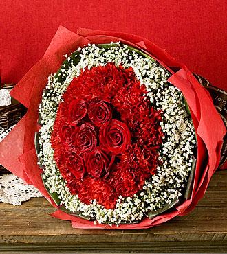 Mixed Cut Flowers Roses