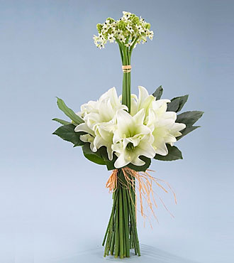 Tall White Bouquet