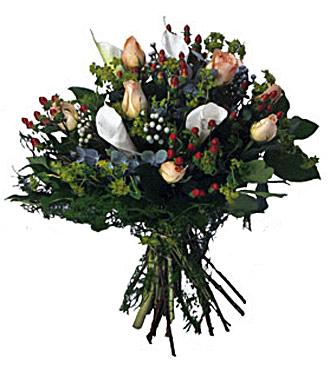 Seasonal Flower Bqt