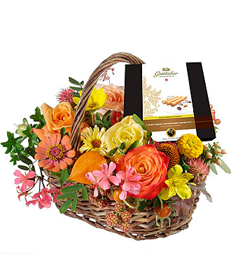 Flowers w/Gottlieber Hupp