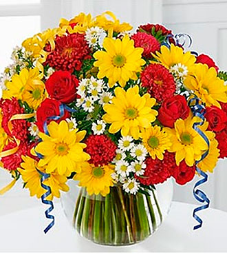All for You Bouquet Vase