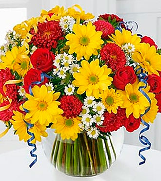 All for You Bouquet, Vase