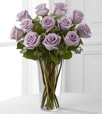 Lavender Rose Bouquet