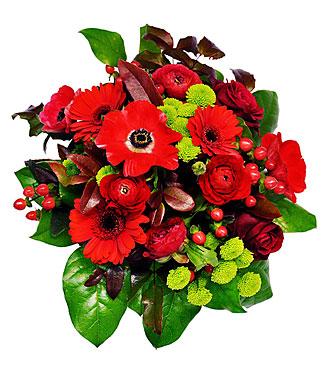 True Passion Bouquet