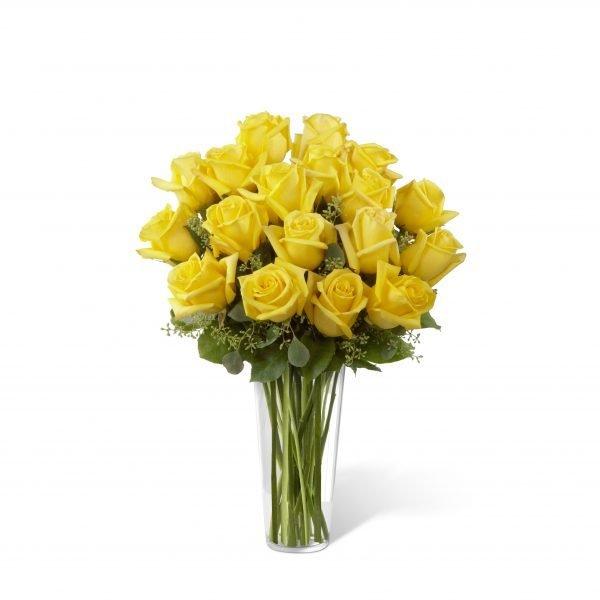 Rosas Amarillas D